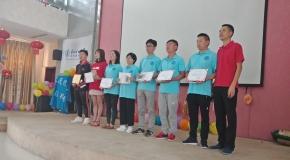 昆明学习中心201807批次毕业典礼