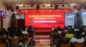 邵武学习中心201807批次毕业典礼