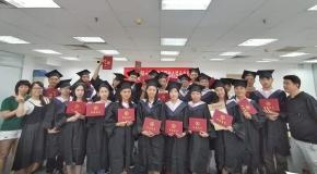 重庆弘成数字化学习中心202007批次毕业典礼